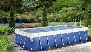 Grande Piscine Tubulaire : amenagement piscine tubulaire ~ Mglfilm.com Idées de Décoration