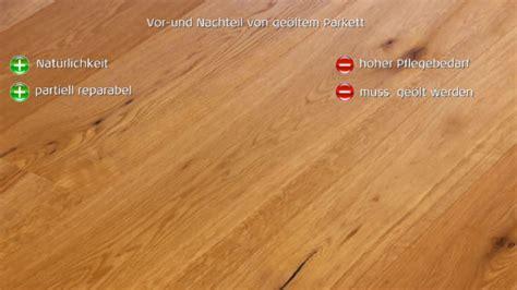 Parkett Geölt Nachteile by Ge 246 Ltes Parkett Vor Und Nachteile Planeo