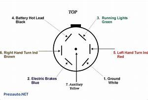 Toyota Tacoma 7 Pin Trailer Wiring Diagram