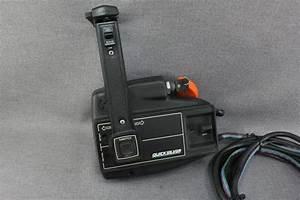 Mercury Mariner Outboard Remote Control Shift Box 8