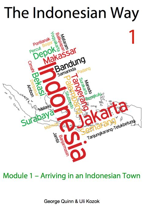 beginner level textbook   indonesian language