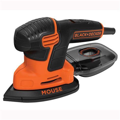 Black+decker Mouse 12 Amp Detail Sanderbdems600 The