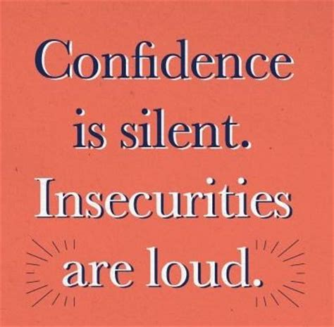 insecurity quotes  sayings quotesgram
