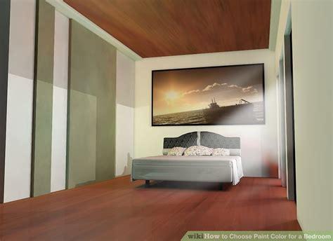 choose paint color   bedroom  steps  pictures