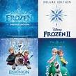 Frozen 1 + 2 Soundtracks on Spotify