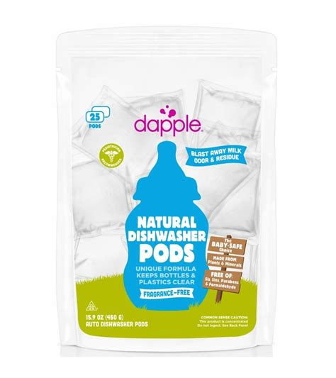 Dapple Laundry Booster Pods Baby by Dapple