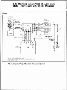 89 Mustang Ignition Wiring Diagram 2 3l