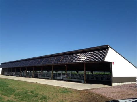 Cattle Barns Designs by Livestock Confinement Reaves Building Systems