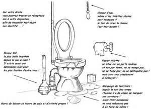 image marrante wc