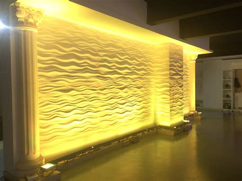 24w design led wall washer building lighting