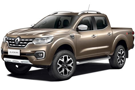 renault alaskan pickup  review carbuyer