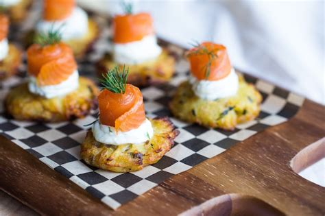 canapes finger food home chilterns catering