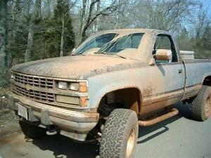 1989 Lifted Chevy Silverado 4x4 K1500