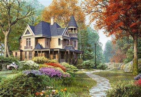 Castorland  200334  Victorian Garden 2000piece