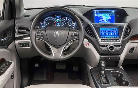 2019 Acura Mdx Interior Changes And Specs  Acura Suggestions