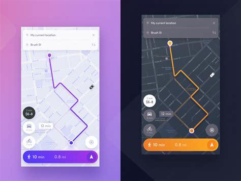 navigation app night mode  adrian reznicek