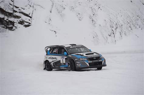 subaru rally racing first slide 2014 subaru wrx sti rally america race car