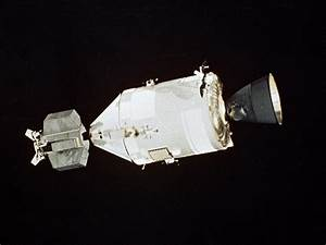 Apollo in Orbit - Unexplained Mysteries Image Gallery