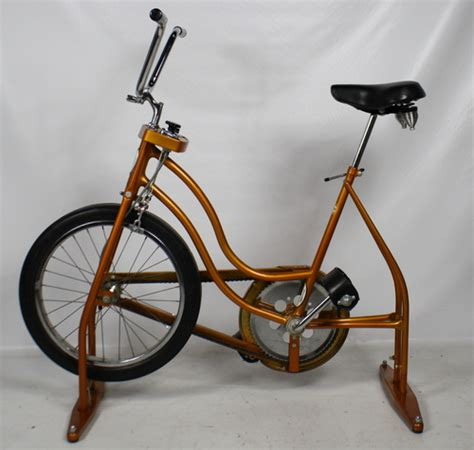 vintage schwinn exerciser stationary exercise bike bicycle