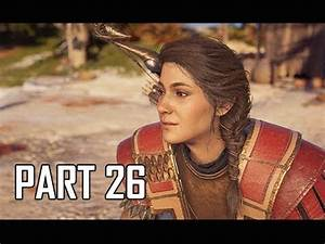 ASSASSIN'S CREED ODYSSEY Walkthrough Part 26 - Sanctuary ...