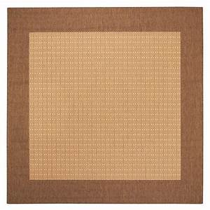 Home Decorators Collection Checkered Field Natural 8 ft. 6 ...