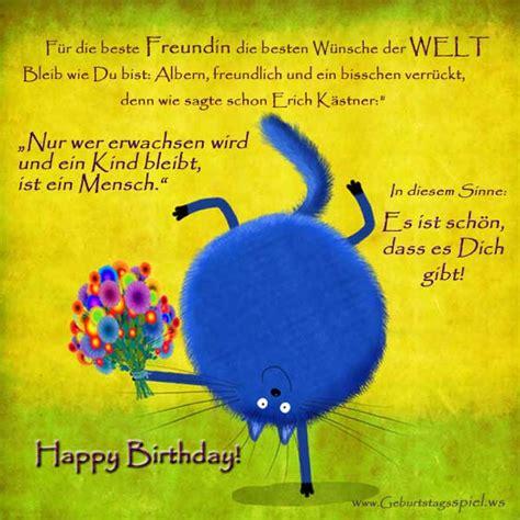 happy birthday spr 252 che englisch beste freundin