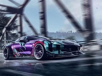 Corvette Heat Speed Need 4k Chevrolet C7