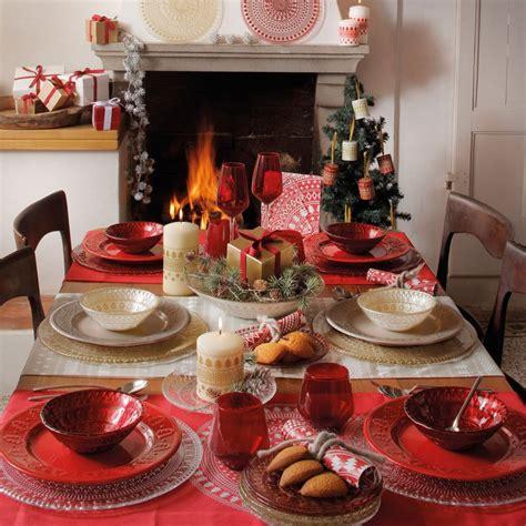 apparecchiare bene per una colazione quot natalizia quot cose di