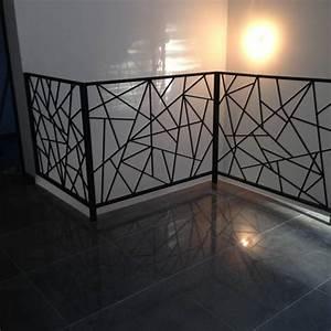 Rampe D Escalier Moderne : fabrication rampes et escaliers sur mesure martigues la petite forge ~ Melissatoandfro.com Idées de Décoration