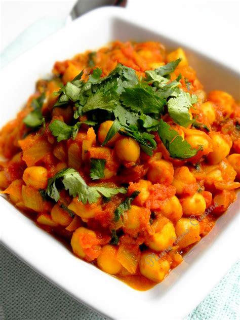 cuisine pois chiche curry de pois chiches à l 39 indienne une plume dans la