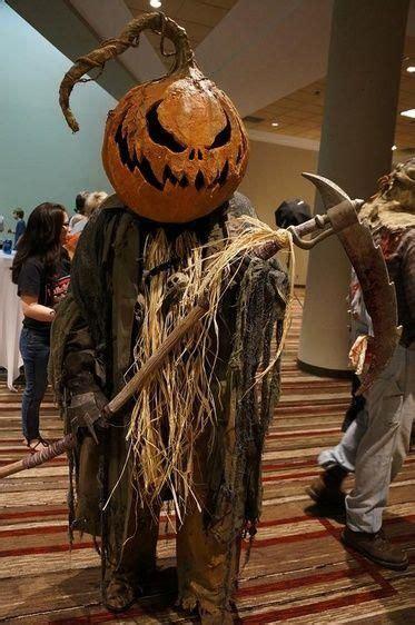 homemade scarecrow costume ideas