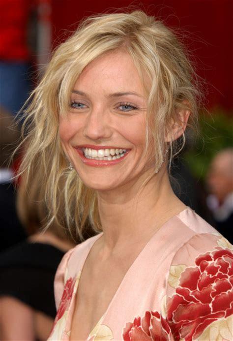 Cameron Diaz, 2002   Oscars Hair Looks Through the Years