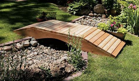 How To Build A Backyard Garden by How To Build A Garden Bridge Quarto Knows