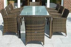 mobilier de jardin pas cher en resine tressee mobilier With meubles de jardin en resine tressee