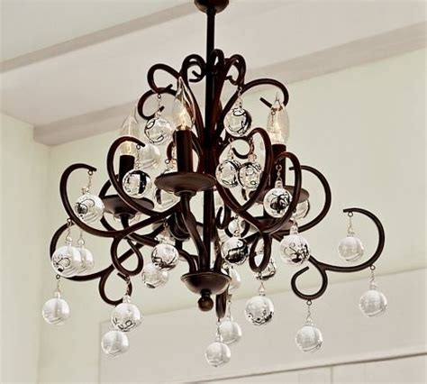 bellora chandelier pottery barn for the home