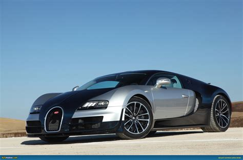 These models were somewhat similar in terms of looks as compared to the final veyron launch. AUSmotive.com » Bugatti Veyron Super Sport photo gallery