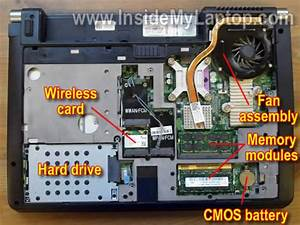 How To Take Apart Dell Studio 1537  U2013 Inside My Laptop