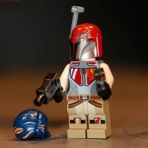 LEGO STAR WARS MINIFIGURE TROOPER SABINE WREN WITH HELMET ...