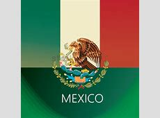 Mexico flag background Vector Image 1582280 StockUnlimited