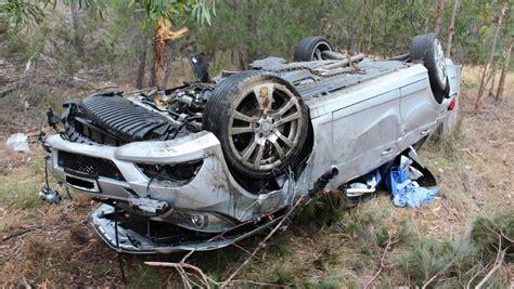 Car Crash by Car Crashes Between Bermagui And Cobargo Photos