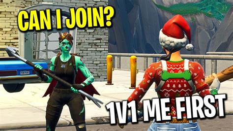 people tryout   fortnite clan  playground