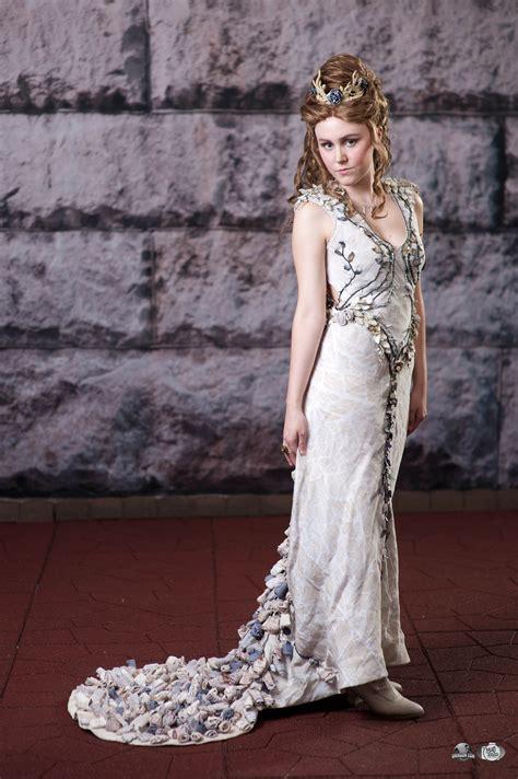 margaery tyrell purple wedding dress gallery