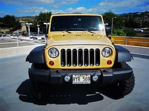 jeep wrangler unlimited sport sale honolulu