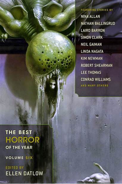 Horror Ellen Datlow Volume Dark Edited