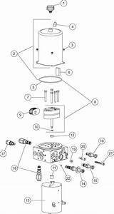 Ultramount Prodigy Hydraulic Unit Diagram