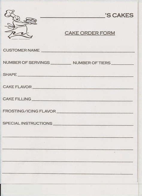 spark   jake bakes cakes cake order form