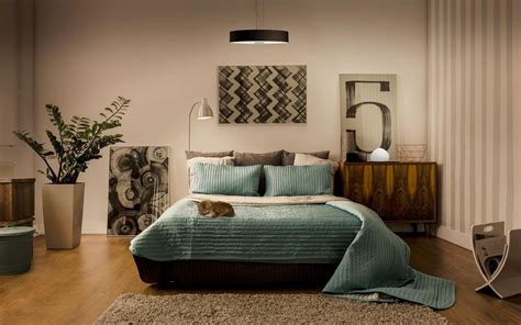 Bedroom Lighting Debenhams by Bedroom Lighting Ideas Meethue Philips Hue