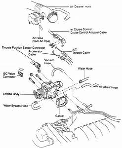 How To Replace The Throttle Body In A Toyota Tacoma