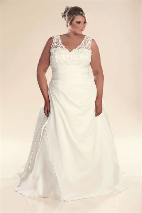 wedding dress for plus size wedding dress with straps bridal gowns