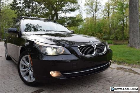 Bmw Station Wagon For Sale by 2010 Bmw 5 Series 535xi Station Wagon For Sale In United